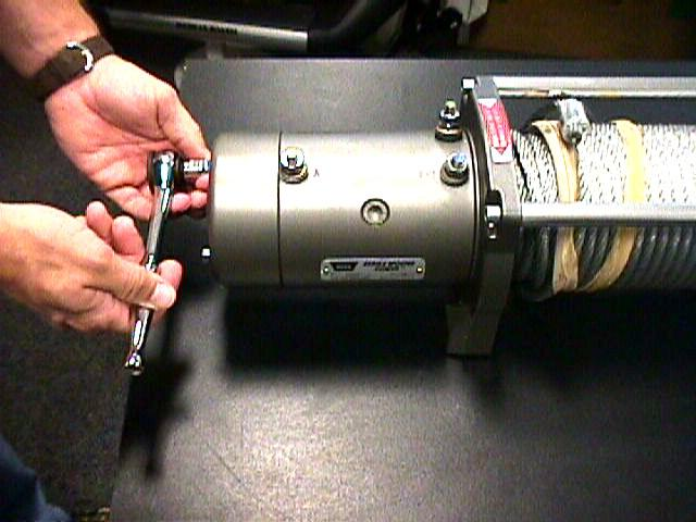 Dna Knowledge Base Winch Motor Brush Replacement