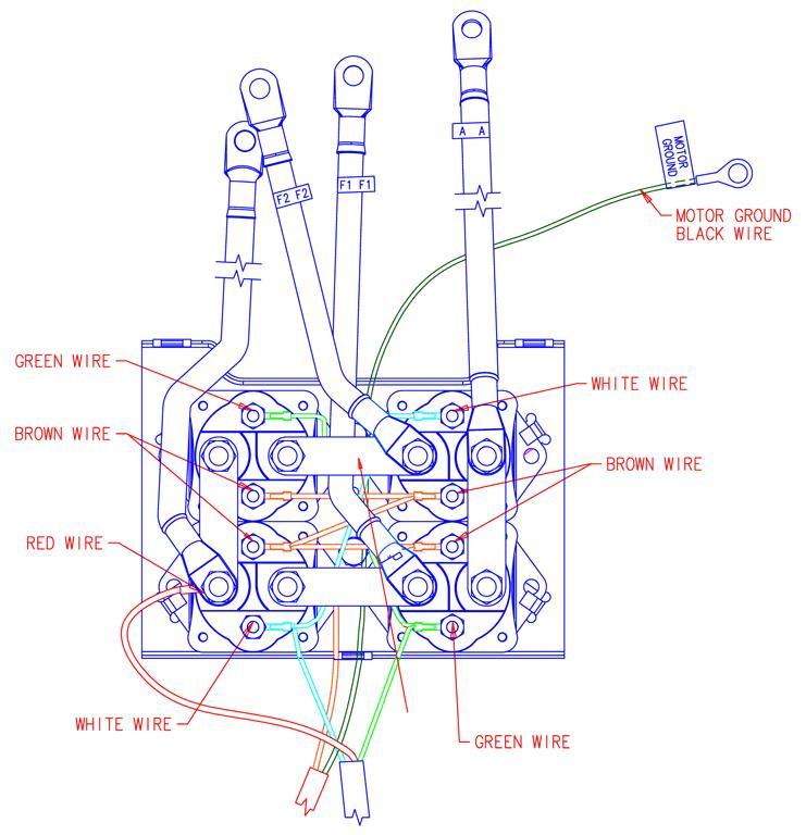 Remote Winch Wiring Diagram